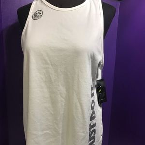"Women's Nike Dry Training, "" Just Do It"", Tank"